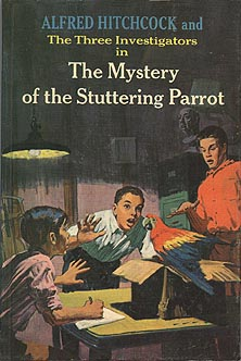 Mystery of the Stuttering Parrot